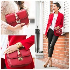VALENTINO glam lock bag - small